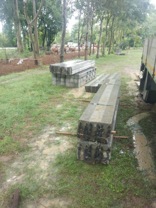 จัดส่ง รั้วคาวบอย 4 ชั้น ต.หนองหญ้า อ.เมือง จ.กาญจนบุรี - 27 มิ.ย. 63
