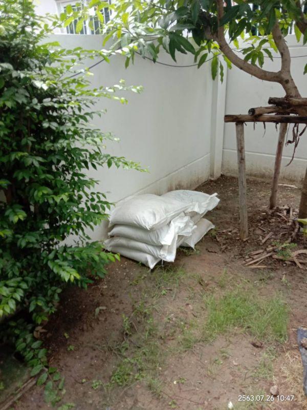 จัดส่ง ทราย 10 ถุง ต.บางตะไนย์ อ.ปากเกร็ด จ.นนทบุรี - 26 ก.ค. 63