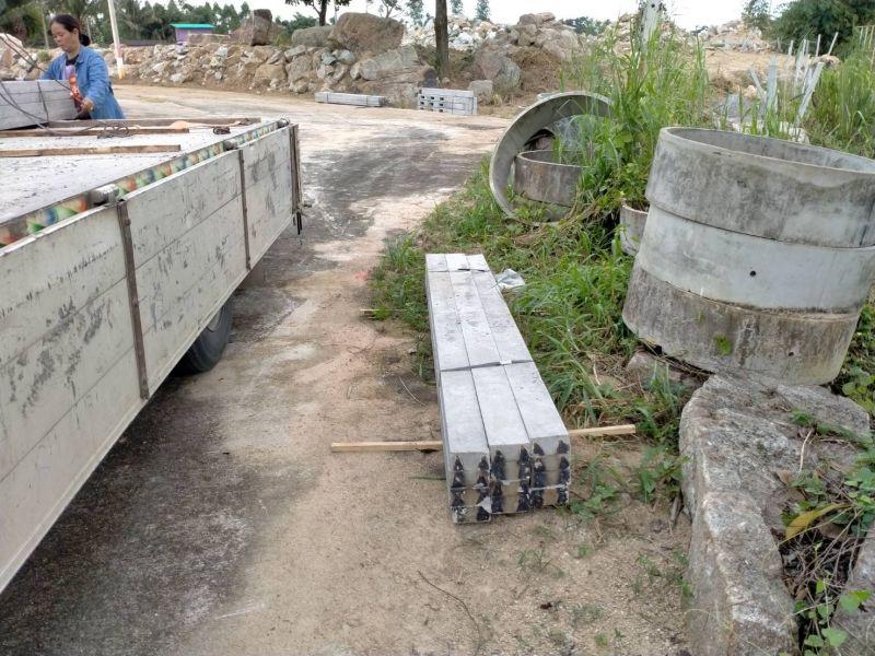 จัดส่ง รั้วคาวบอย 2 ชั้น อ.บางละมุง จ.ชลบุรี - 15 ก.ย. 63