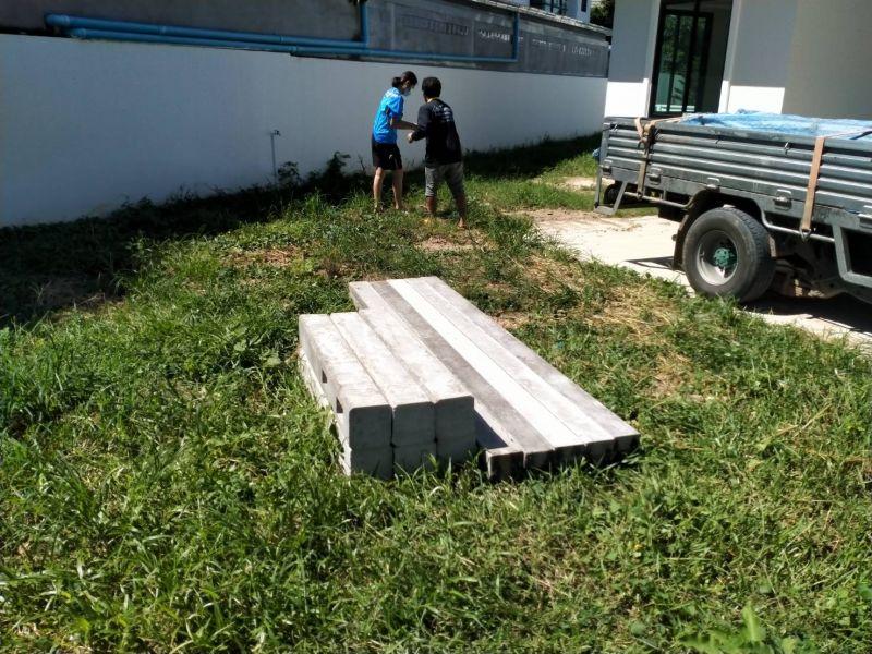จัดส่ง รั้วคาวบอย 2 ชั้น ต.บ้านฉาง อ.บ้านฉาง จ.ระยอง - 27 ก.ย. 63