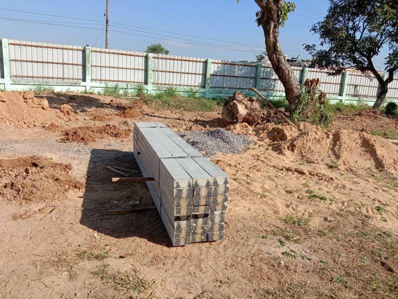 จัดส่ง รั้วคาวบอย 3 ชั้น ต.นาวังหิน อ.พนัสนิคม จ.ชลบุรี - 17 พ.ย. 63