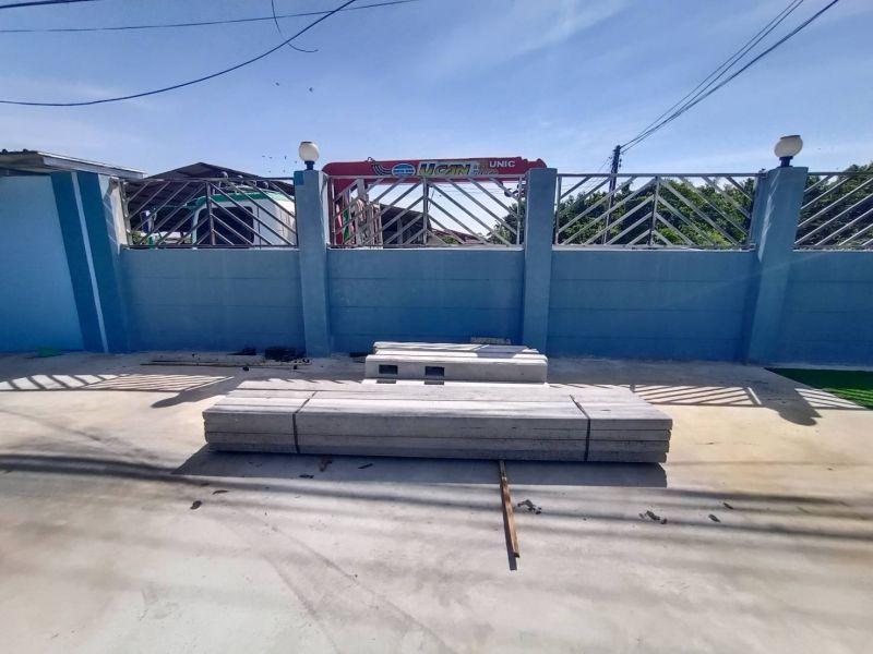 จัดส่ง รั้วคาวบอย 2 ชั้น ต.บ้านใหม่ อ.เมือง จ.ฉะเชิงเทรา - 22 ะ.ค. 63