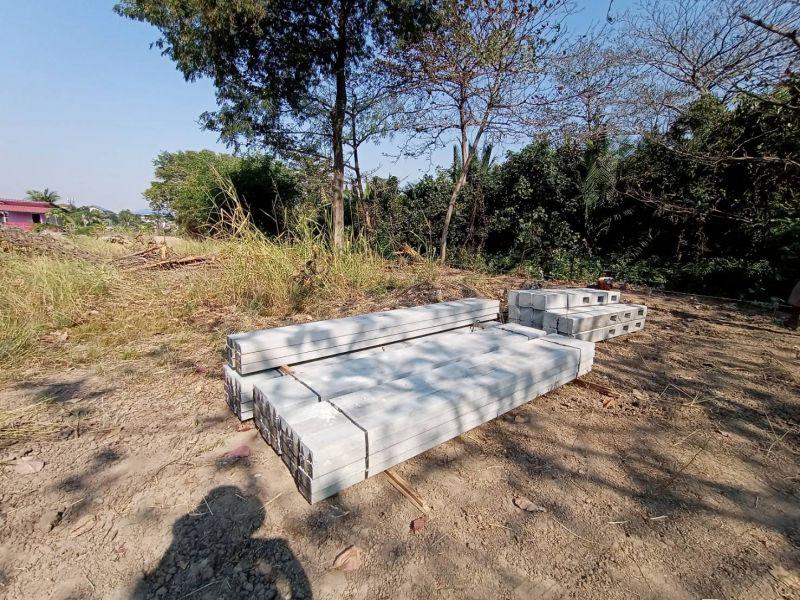 จัดส่ง รั้วคาวบอย 3 ชั้น ต.บางน้ำผึ้ง อ.พระประแดง จ.สมุทรปราการ - 13 ม.ค. 64