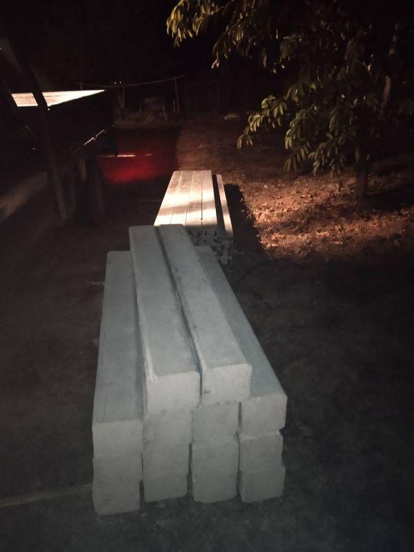 จัดส่ง รั้วคาวบอย 2 ชั้น ต.เวียง อ.เวียงป่าเป้า จ.เชียงราย - 19 ม.ค. 64