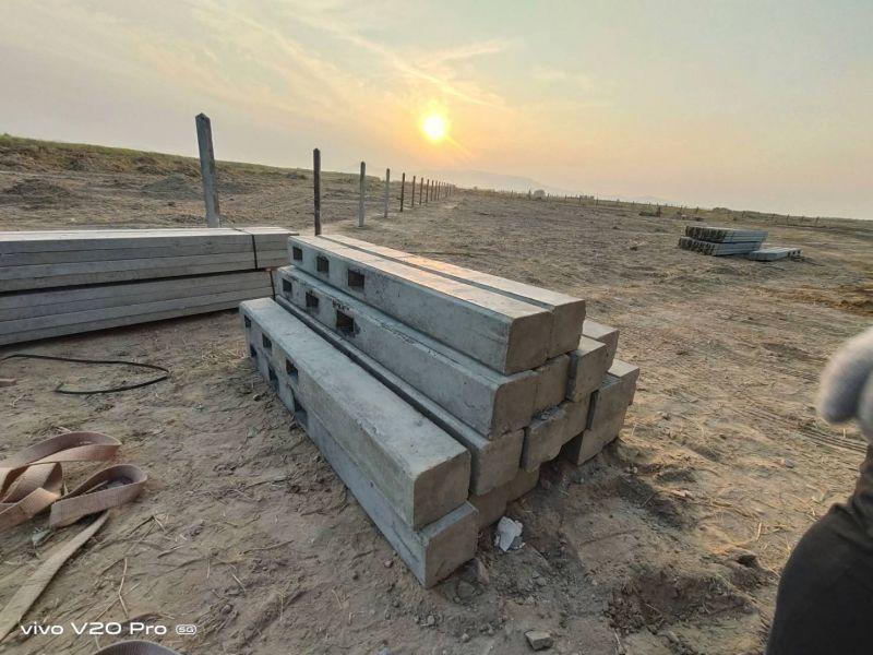 จัดส่ง รั้วคาวบอย 3 ชั้น ต.ห้วยทรายเหนือ อ.ชะอำ จ.เพชรบุรี - 20 ม.ค. 64