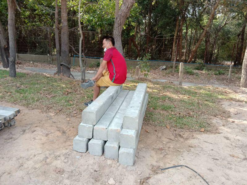 จัดส่ง รั้วคาวบอย 3 ชั้น ต.ขามใหญ่ อ.เมือง จ.อุบลราชธานี - 20 ม.ค. 64