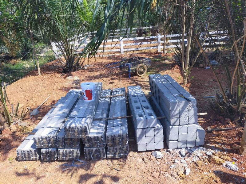 จัดส่ง รั้วคาวบอย 4 ชั้น ต.อ่างหิน อ.ปากท่อ จ.ราชบุรี - 4 มี.ค. 64
