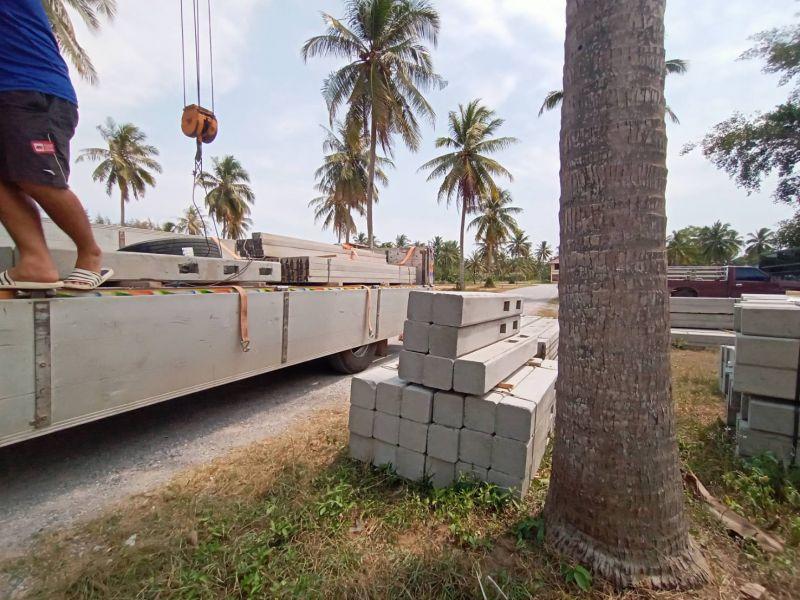 จัดส่ง รั้วคาวบอย 2 ชั้น ต.บางสะพาน อ.บางสะพานน้อย จ.ประจวบคีรีขันธ์ - 10 มี.ค. 64