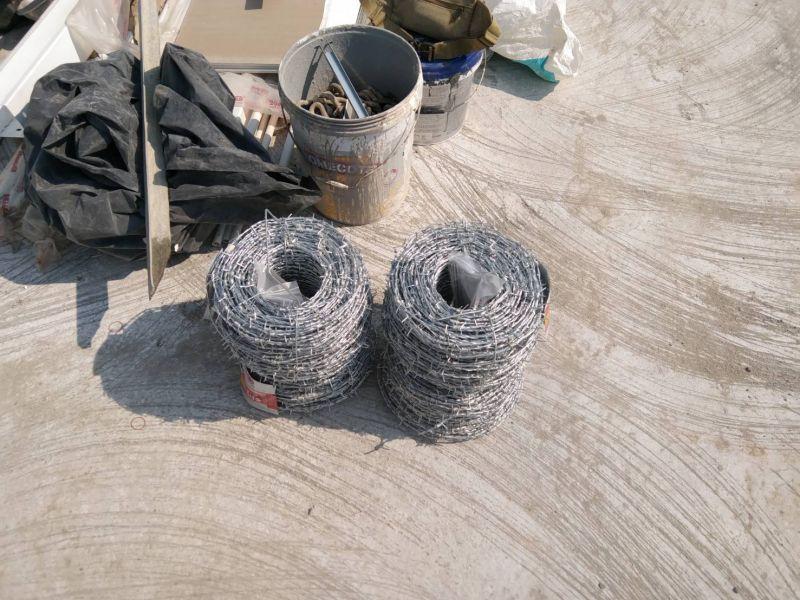 จัดส่ง เสารั้วอัดแรง ต.ท่าทราย อ.เมือง จ.นนทบุรี - 28 มี.ค. 64