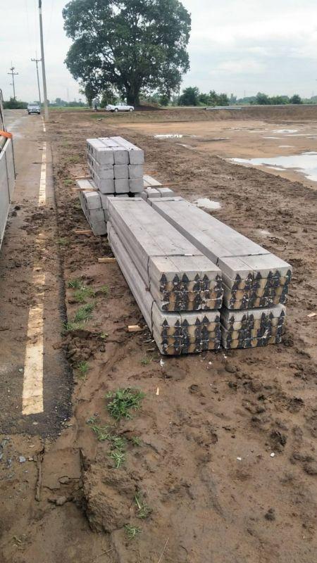 จัดส่ง รั้วคาวบอย 3 ชั้น ต.สระสี่มุม อ.กำแพงแสน จ.นครปฐม - 30 เม.ย. 64