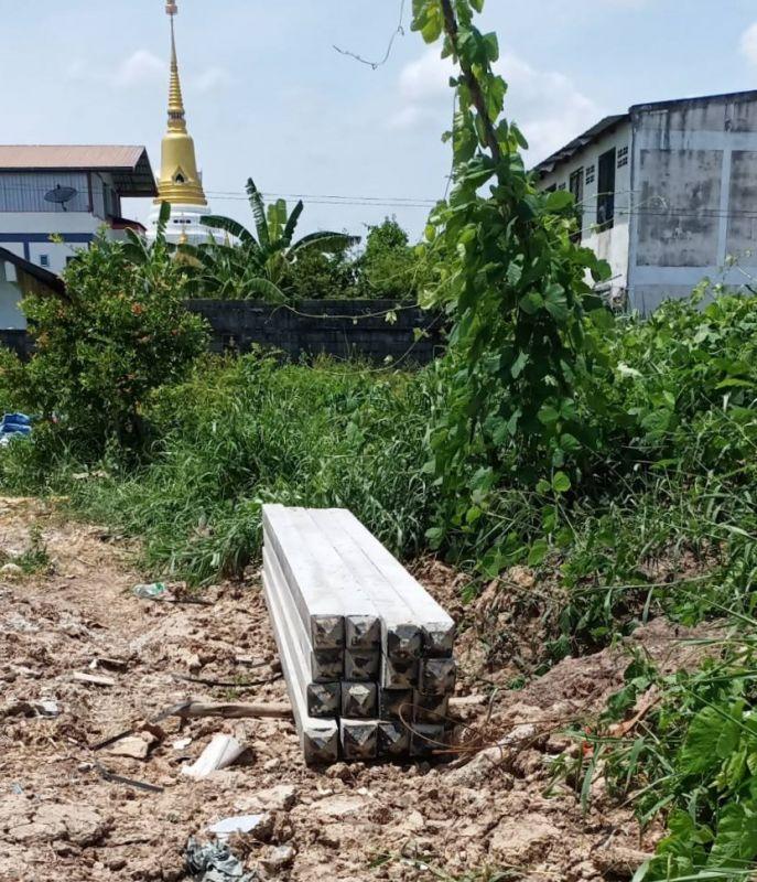 จัดส่ง เสารั้วอัดแรง แขวง ดอนเมือง เขต ดอนเมือง กรุงเทพมหานคร - 23 มิ.ย. 64