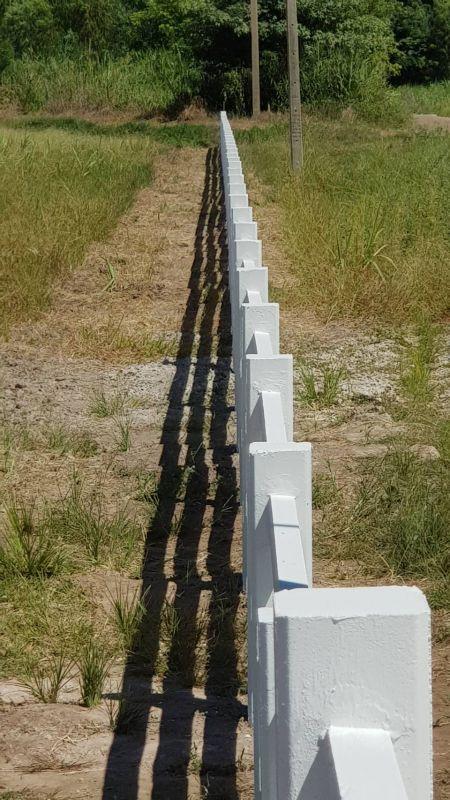 ผลงานติดตั้ง รั้วคาวบอย 3 ชั้น อ.หนองฉาง จ.อุทัยธานี - 27 มิ.ย. 64