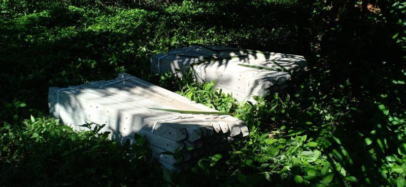 จัดส่ง เสารั้วอัดแรง ต.ป่าเว อ.ไชยา จ.สุราษฎร์ธานี - 3 ก.ค. 64