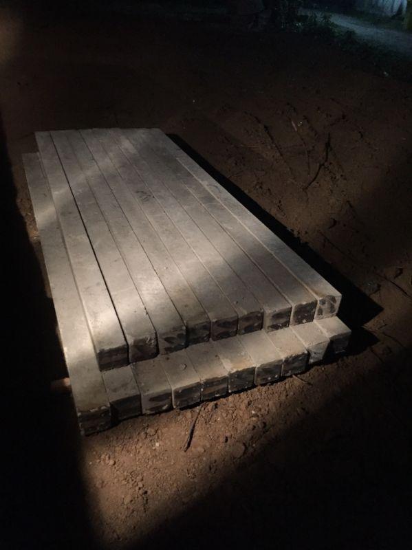 จัดส่ง เสารั้วอัดแรง ต.ป่าแดด อ.เมือง จ.เชียงใหม่ - 8 ส.ค. 64
