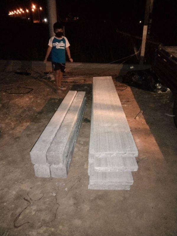 จัดส่ง รั้วคาวบอย 4 ชั้น (ทึบล่าง) ต.ตระกาจ อ.กันทรลักษ์ จ.ศรีสะเกษ - 20 ส.ค. 64