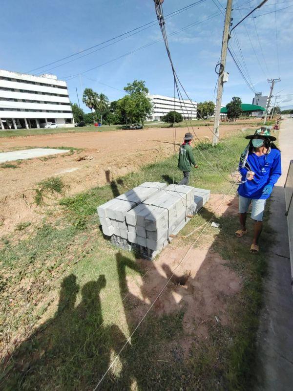 จัดส่ง รั้วคาวบอย 2 ชั้น อ.เมือง จ.กาญจนบุรี - 25 ส.ค. 64