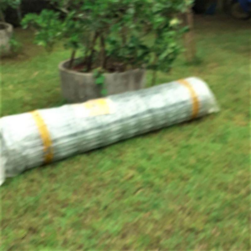 จัดส่ง รั้วตาข่ายแรงดึง ต.ป่าหวาย อ.สวนผึ้ง จ.ราชบุรี - 14 ก.ย. 64