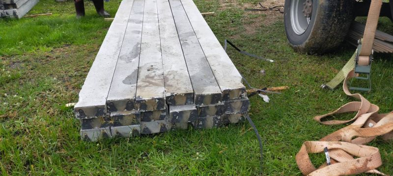 จัดส่ง รั้วคาวบอย 3 ชั้น ต.บ้านทาน อ.บ้านลาด จ.เพชรบุรี - 15 ก.ย. 64