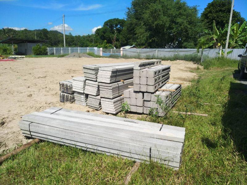 จัดส่ง รั้วคาวบอย 4 ชั้น (ทึบล่าง) ต.บ้านใหม่ อ.ท่าม่วง จ.กาญจนบุรี - 18 ก.ย. 64