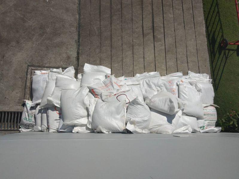 จัดส่ง ทรายหยาบ 500 กระสอบ ต.บางเขน อ.เมือง จ.นนทบุรี - 29 ก.ย. 64