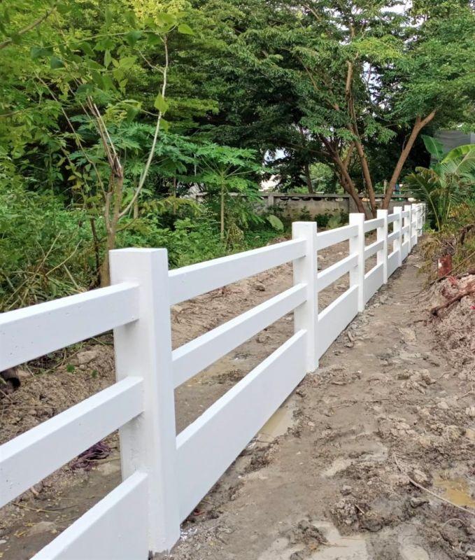 ผลงานติดตั้ง รั้วคาวบอย 3 ชั้น (ทึบล่าง) ต.บ้านสวน อ.เมือง จ.ชลบุรี - 13 ต.ค. 64
